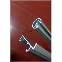 Cheap Industry Aluminum Extrusion Profiles , Aluminum Window And Door Frame Profile Curtain Tubing for sale