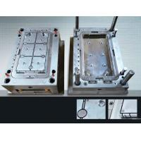 Buy cheap High Polish Custom Plastic Injection Molding , Industrial Valve Gate Injection Molding from wholesalers