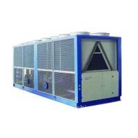 Cheap 380V Air Cooled Screw Chiller , Plastic Injection Molding Water Cooled Chiller System wholesale