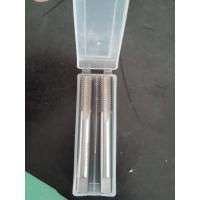 Cheap High precision stainless steel taps used to install threaded inserts for sale