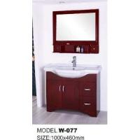 Cheap Oak Bathroom Cabinet (W-077) for sale