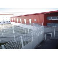 Cheap High Performance High Security Wire Fence , Welded Mesh Security Fencing for sale
