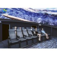 Quality High Technology Immersive Full Dome Cinema 4D Cinema Dome Projection With 14 wholesale