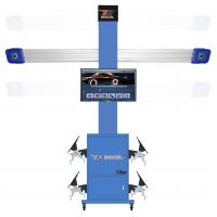 """Cheap 24"""" Rim Auto Tracking 3D Wheel Alignment Equipment Knight T288 for sale"""