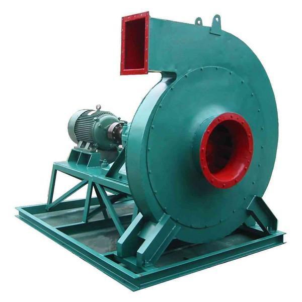 High Static Pressure Blowers : Series d type high static pressure centrifugal fan