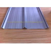 Cheap Anti Scratch House Industrial Corrugated Roofing Sheets 600mm - 1250mm Width for sale