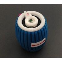 Cheap Blue Cell Phone Bluetooth Speakers , Portable Speakers For Cell Phone wholesale