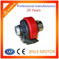 high power hydraulic wheel drive dc motor with low weight