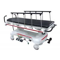 Cheap ICU Room Medical Transport Bed Movable Double American Pump 5 Functions for sale