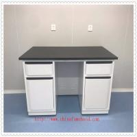 Cheap Flame Retardant Chemistry Lab Furniture FRP Test Table Floor Mounted Structure for sale