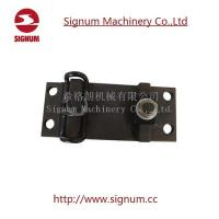 China Cast Iron Rail Tie Plate for Railroad Fastening System on sale
