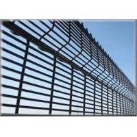 Buy cheap 358 welded wire mesh Fence Panel from wholesalers