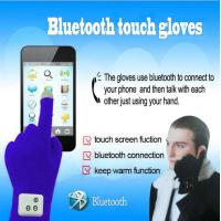 China Blue tooth speaker, hi call glove, hello screen touch glove , hottest selling on sale