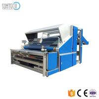 Cheap SUNTECH Popular Automatic Knitted Cloth Fabric Inspecting Measuring Machine Knitted Fabric Inspection Machine and Length for sale