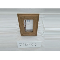 China Bedroom White Wash Handmade 5x7 Wood Picture Frames on sale