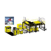 Buy cheap Vinot Brand Air Bubble Film Machine Customization for Egypt With Different Size LDPE Material Model No. DY-2000 from wholesalers