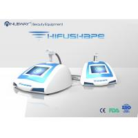 Cheap slimming machines hifu technology focus ultrasound fat removal machine for sale