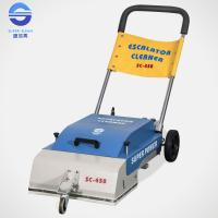Cheap Multi Function Automatic Escalator Cleaning Machine Floor Scrubber 1180W for sale