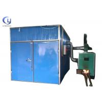 Cheap Energy Saving Wood Kiln Drying Equipment PLC Control Can Be Customized for sale