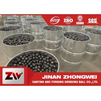 Cheap No Broken High Hardness Good Wear Resisitance ball mill steel balls wholesale