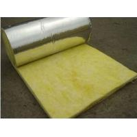 Cheap Glass wool Roll heat insulation for sale
