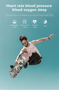 Cheap Waterproof Smart Watches S20 for Women Men Sports Digital Watch Fitness Tracker Heart Rate Blood Oxygen Sleep Monitor for sale