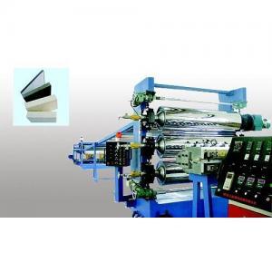 China Wpc floor board profile making machine on sale