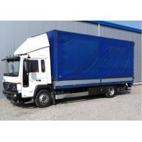 Cheap 680 Gsm Durable PVC Truck Cover Coated Tarpaulin Waterproof Inflaming Retarding for sale