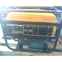 Buy cheap brand new 5kva gasoline generator air cooling single phase hot sell from wholesalers