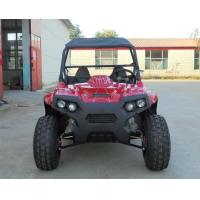 "Cheap Front And Rear 10"" Big Tire Gas Utility Vehicles With Chain Drive wholesale"