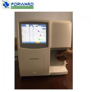 China 3-parts automatic hematology analyzer price/medical laboratory equipment/cbc & fbc machine on sale