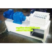 Cheap Top quality low price all kinds of plastic waste shredder for sale