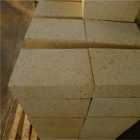 Cheap Al2O3 55% - 85% High Alumina Refractory Brick High Alumina Lining Fire Brick wholesale