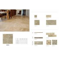 Lastest Original Simplicity Style Slipt Rough Marble Mosaic Wall Tilesin
