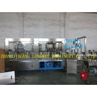 Cheap Automatic Water Liquid Packing Machine In Plastic Bottle for sale