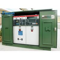 Cheap 24kV Outdoor Rmu Ring Main Unit  Electrical Box / Power Distribution Box for sale