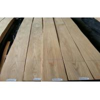 Door Furniture Grade Natural Oak Wood Veneer Sliced Cut