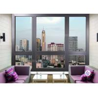 Cheap Soundproof Glass Profile Aluminium Bifold Window And Door Standard Size for sale