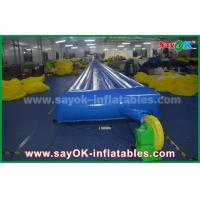 Cheap Customized Outdoor Inflatable Sports Games Inflatable Runway  for Kids for sale