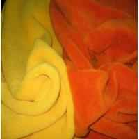 Cheap Soft Coral Fleece Blanket For Home / Travel , Antistatic Coral Blankets wholesale