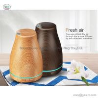 Cheap Ultrasonic Air Humidifier Essential Oil Diffuser Aroma Lamp Aromatherapy Electric Aroma Diffuser Mist Maker for Home for sale