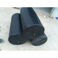 Rubber pipe plug with high pressure of ec