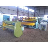 4KW Motor Wire Mesh Welding Machine / Production Line For Wire Mesh Panel 50 * 200mm