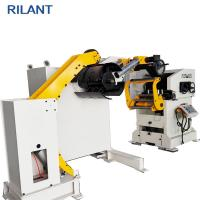 Cheap 3 IN 1 Decoiling Machine Cut To Length Line Machine 5900 × 5000 × 2500mm Size for sale
