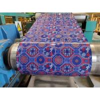 China Painted Color Roll Forming Machine Components Galvalume Cold Rolled Steel Coil on sale