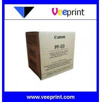 Cheap Genuine Canon print head PF03 for Canon head IPF8010S/8100/8110/9000/9010S/9100/9110 wholesale