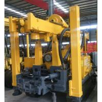 Cheap 300m Depth Geothermal Drilling Rigs , Rotary Geothermal Well Drilling Equipment wholesale