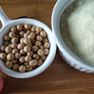 Cheap TASSYA Soya Bean Instant Tea Powder , Dry Soy Milk Powder Keeping Young for sale