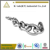 Cheap A SHORT LINK CHAIN, stainless steel LINK CHAIN,SS 304 CHAIN for sale