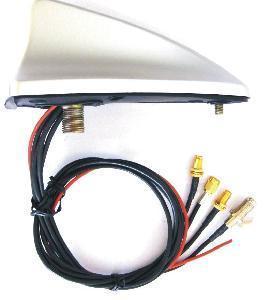 Cheap GPS/GSM/FM/AM/DVB-T Antenna for sale